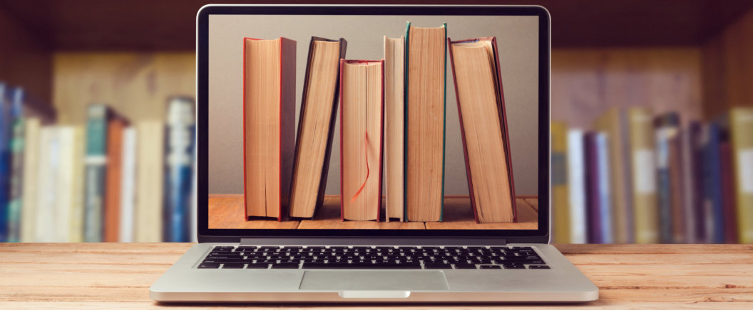 library, e-book library