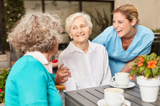 Senior Care: The Importance of Socialization