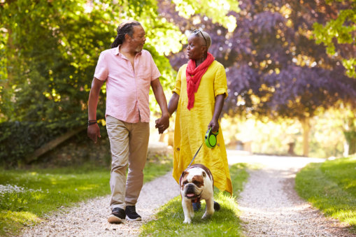 Ways to Make Walking Safer and Easier for Seniors