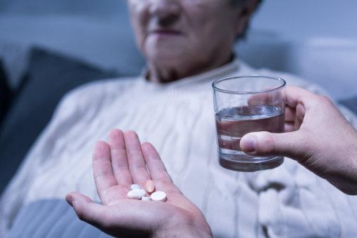 Why Many Seniors Don't Take Their Meds