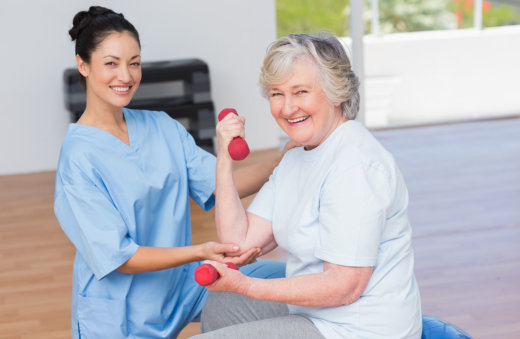 Benefits of Physical Activities for Seniors